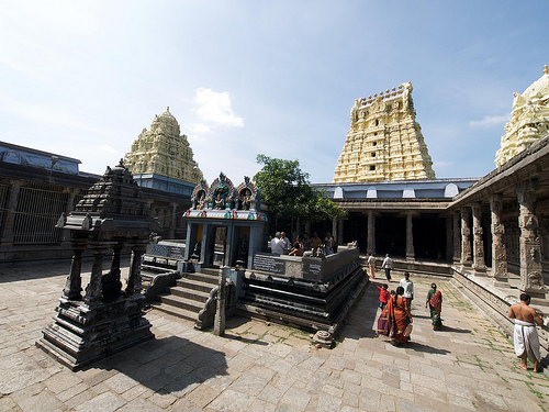 Ekambarnath (Lord Shiva) Temple, Kanchipuram
