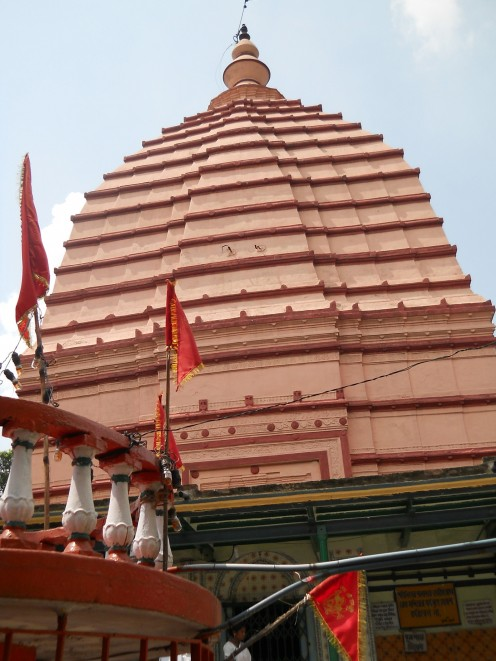 Jagannath (Lord Krishna) Temple, Mahesh